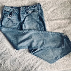 American Eagle ripped  jeans. Lightly used.